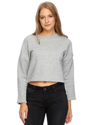 Black Pepper Sweatshirt Gri